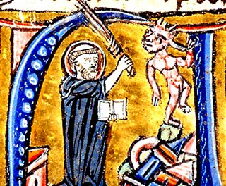 "Augustine, called ""the hammer of heretics."""