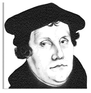 Martin Luther in later life