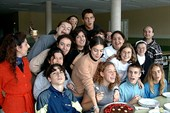 Augustinian youth, Spain