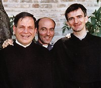 Three Italian Augustinians