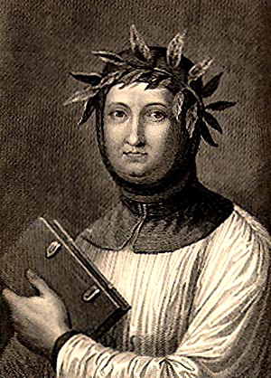 Francesco Petrarch (1304 – 1374)