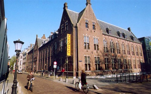 Former Augustinian priory in Utrecht, now the Central Museum.