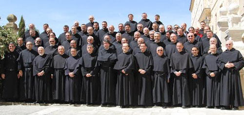 A Spanish Augustinian group