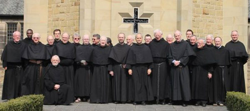 Anglo-Scottish Augustinian Provincial Chapter in 2013