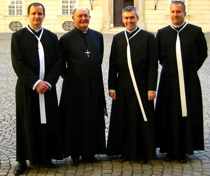 CRL -  Canons Regular of the Lateran (Rome)