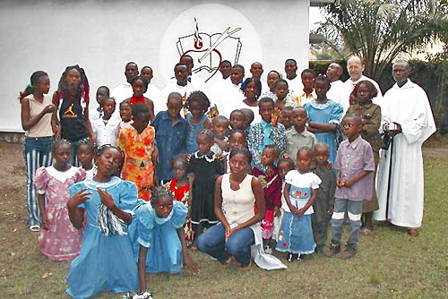Augustinian ministry in Kinshasha, Congo