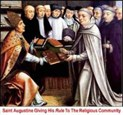 St Augustine gives his Rule