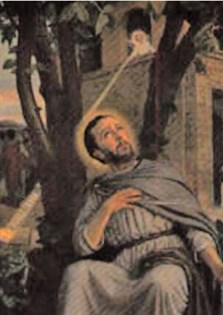 Moral conversion of Augustine