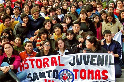 Augustinian young adults, Chile